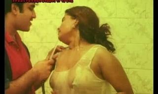 Mallu Kumtaz - shower fuck