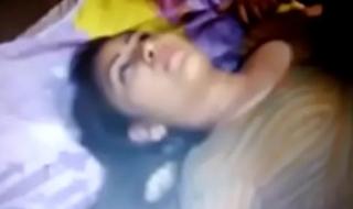 Village Boy Sleeping Aunty Ke Saath Topic    Hindi Hot Short Movies-Film 2017