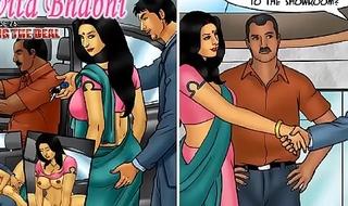 Savita Bhabhi Episode 76 - Closing the Deal