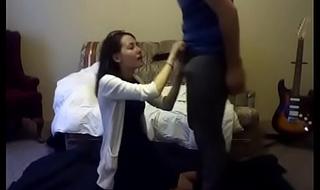 Inserting weasel words inside my friend'_s pussy