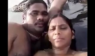 desi beach sex