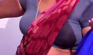 Tamil wife Boobs - Pakkathu veetu Aunty