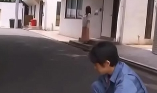 Newly married housewife fucked by worker while husband is away - Teaser