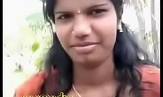 Tamil beauty boob press clear audio