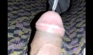 Pissing bengali desi cock