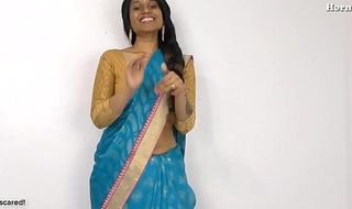 Hot Indian Aunty peeing for mint boy in Hindi