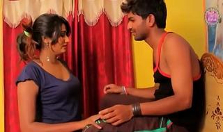Desi Girl Swathi Naidu Romance With Husbend Brother Latest Video 2015