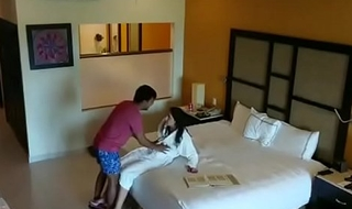 Indian escort prostitute fucking hotel room