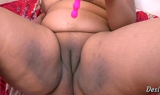 Desi Indian Horny Shafting Close to Seeming Hindi Talk