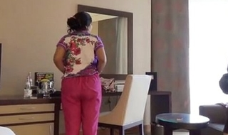 Shy Indian Bhabhi In Hotel Room With Their way Newly Married Husband Honeymoon